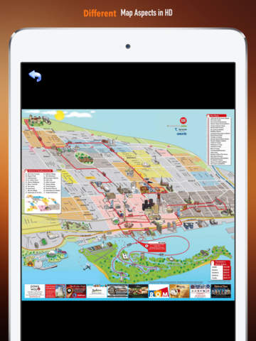 Toronto Tour Guide: Best Offline Maps with Street View and Emergency Help Info screenshot 8