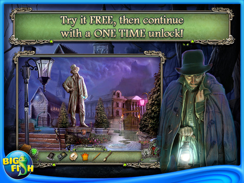 Rite of Passage: The Perfect Show HD - A Hidden Object Game with Hidden Objects screenshot 1