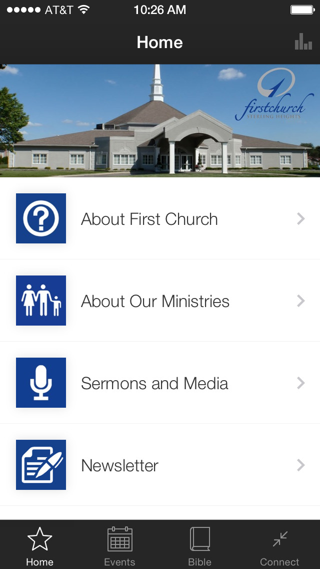 First Church Sterling Heights screenshot 1