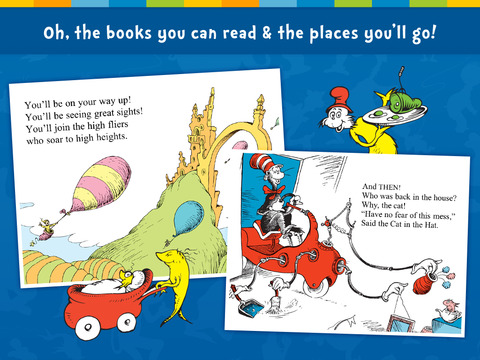 Dr. Seuss Treasury Kids Books screenshot 6