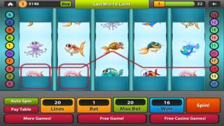 Fish Slots Craze House of Rich-es Las Vegas Casino - Win Big with Fun Xtreme Slot Machine Game Free screenshot 4