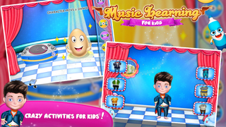 Music Learning For Kids screenshot 3