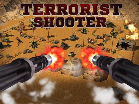 SWAT Missions:Terrorist Shooter screenshot 6