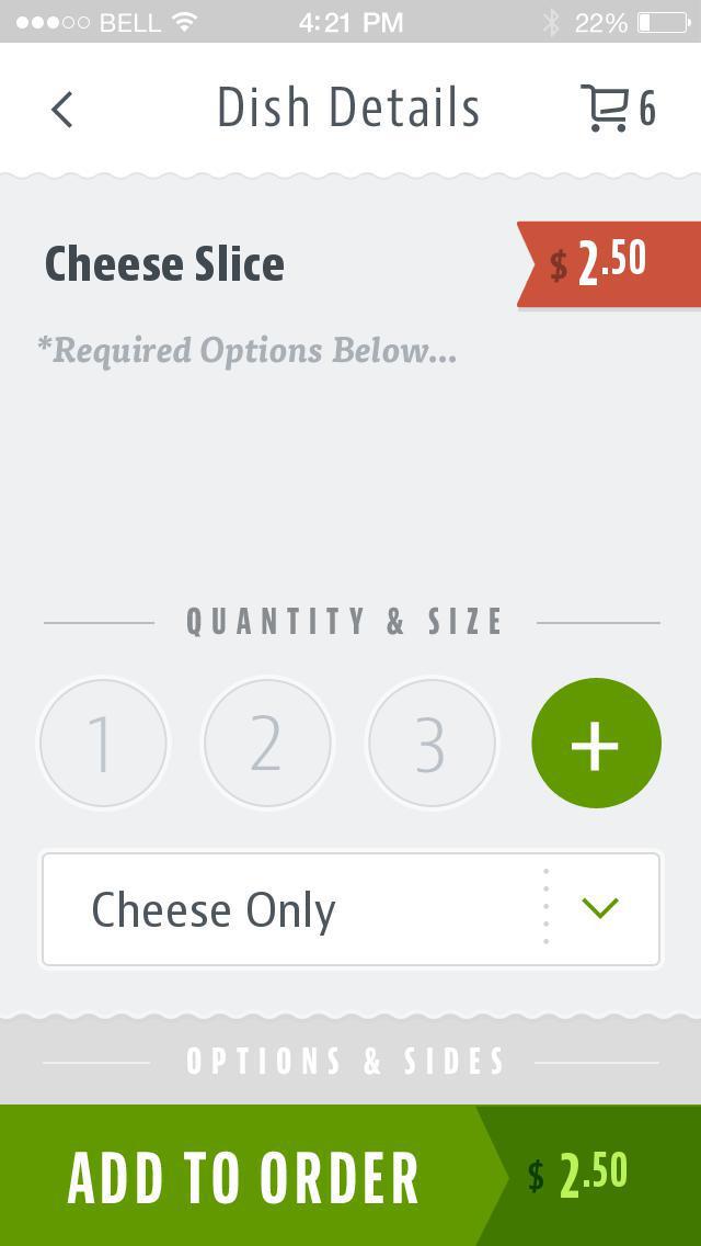 Tony's NY Pizzeria screenshot 4