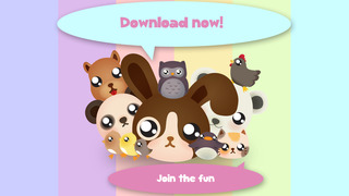 Cute Chibi Pets Memo Puzzle Pro screenshot 5