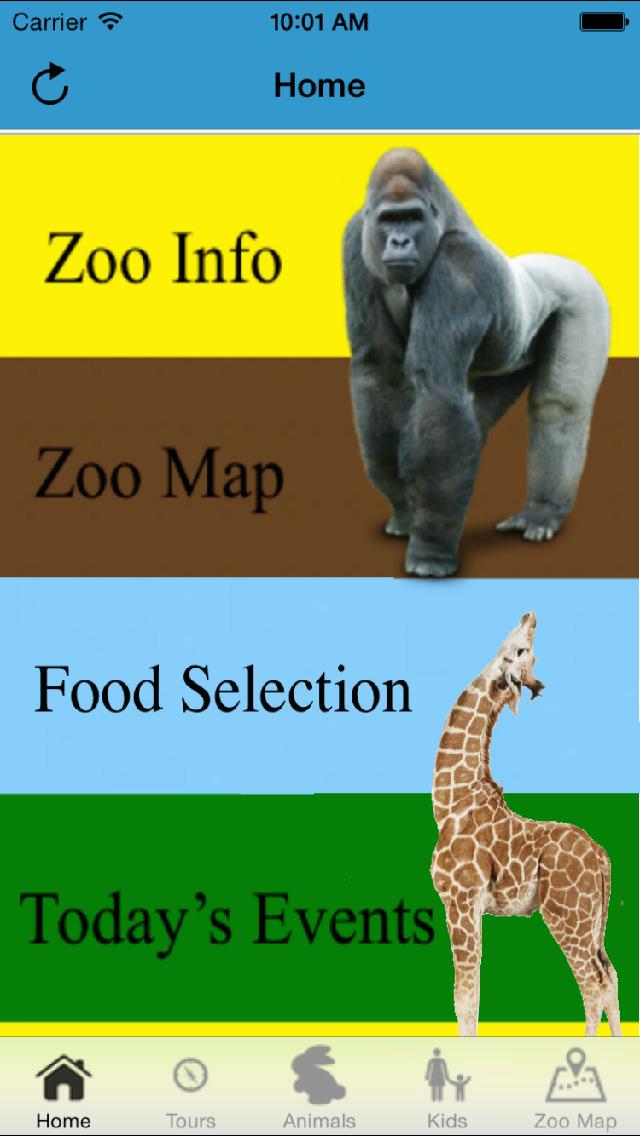 Guide for Smithsonian's National Zoo screenshot 2
