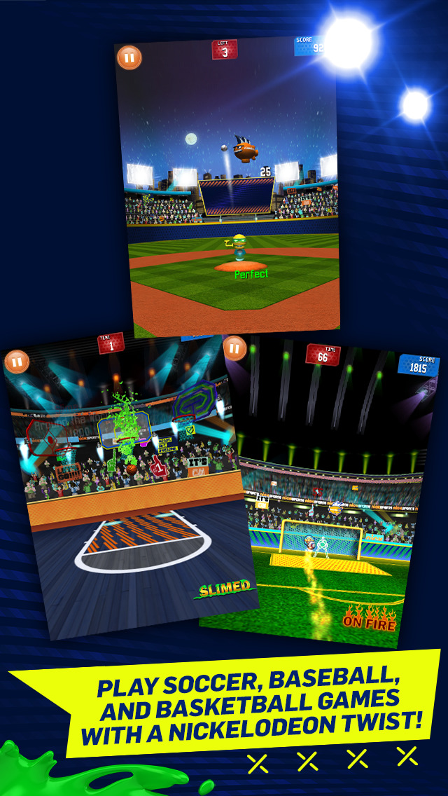 Nick Sports screenshot 2