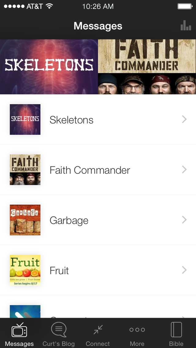 Friendship Church screenshot 1