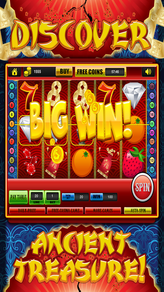 Ace Classic Vegas Slots - Get Rich, Win A Fortune, And Be A Millionaire! Slot Machine Casino Games HD screenshot 4