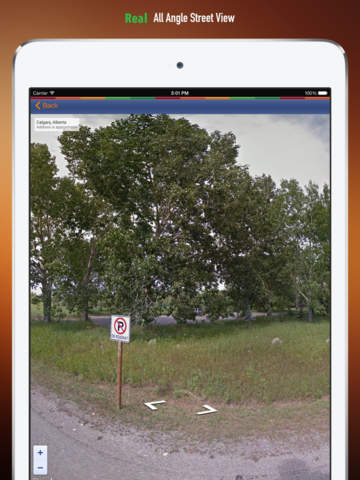 Calgary Tour Guide: Best Offline Maps with Street View and Emergency Help Info screenshot 9