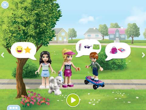 LEGO® Friends Story Maker screenshot 3