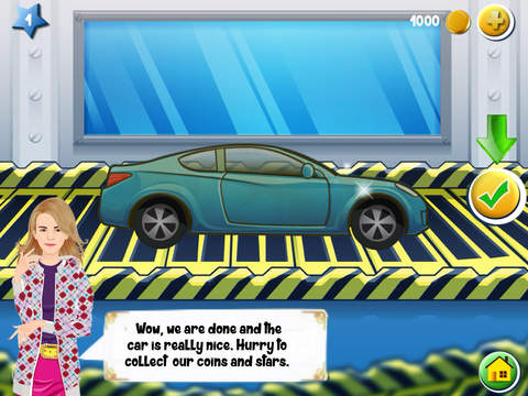 Classic Car Spa by Emma Jr screenshot 10
