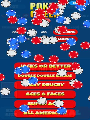 Poker Queen - Video Pocker Machine Game screenshot 8