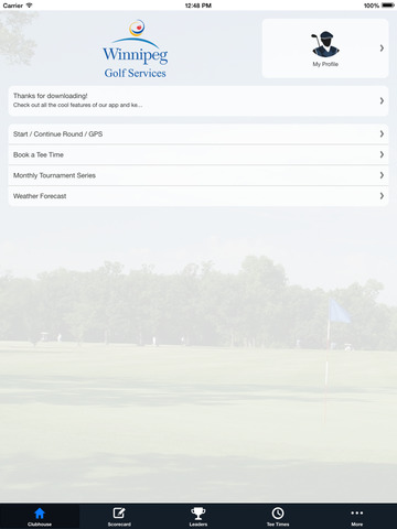 Winnipeg Golf Courses screenshot 7
