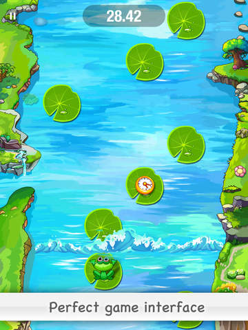 Jumping Frog Free screenshot 2