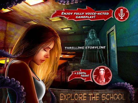 Slender Man Origins 3: Abandoned School screenshot 7