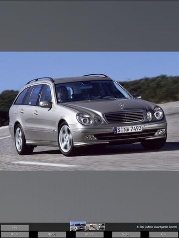 Cars Specs Mercedes Benz screenshot 8
