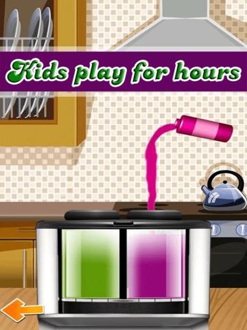 My Little Frozen Secret Treats Maker Game - Free Game screenshot 8