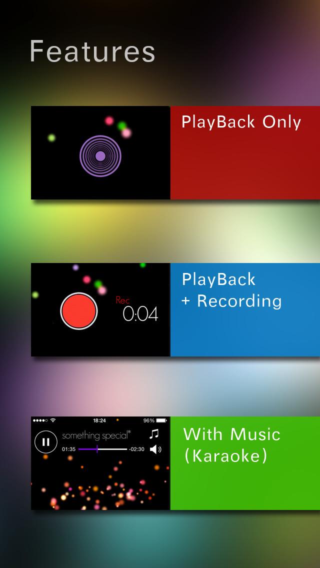 Feedback Recorder screenshot #3