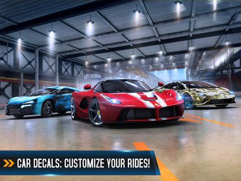 Asphalt 8 - Drift Racing Game screenshot 6