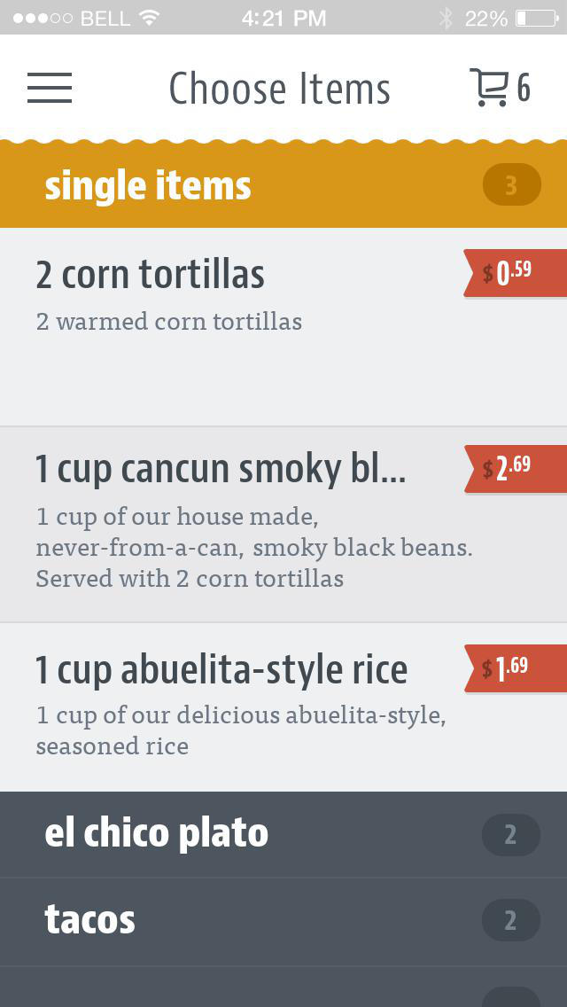tacos n' cream screenshot 3