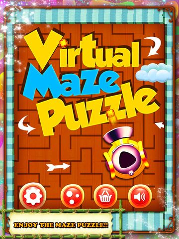 Virtual Maze Puzzle screenshot 6