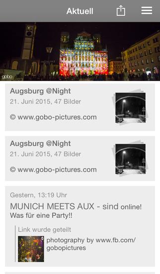 gobopictures Bobingen screenshot 1