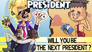 President - The Card Game screenshot 1