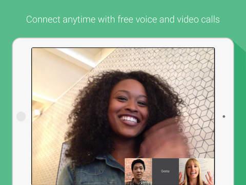Hangouts screenshot 8