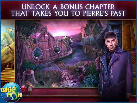 Nevertales: Shattered Image HD - A Hidden Object Storybook Adventure (Full) screenshot 4
