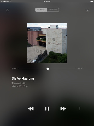 Radio Neue Hoffnung (RNH) screenshot 5