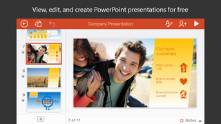 Microsoft PowerPoint image #1