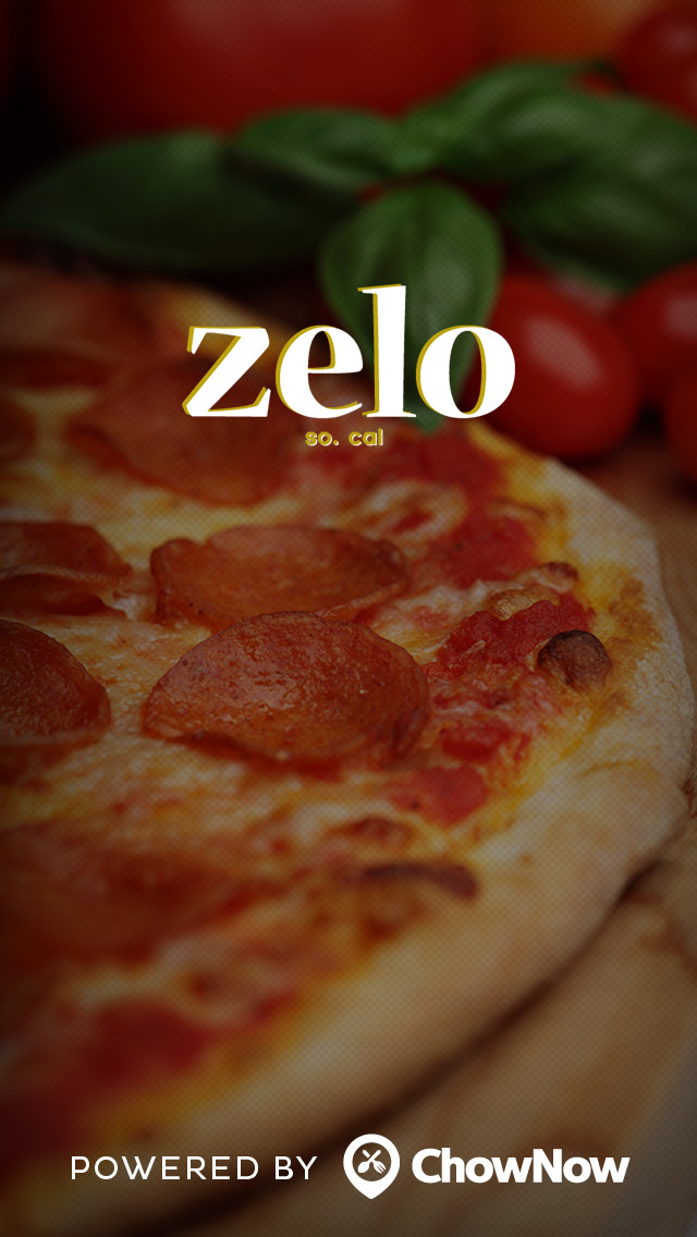 Zelo Pizzeria screenshot 1