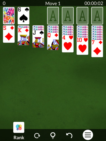 Solitaire ◈ screenshot 3