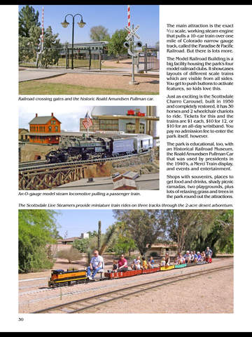 Arizona Vacations Magazine screenshot 8