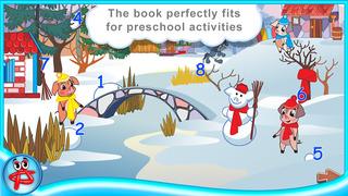Three Little Pigs: Free Interactive Touch Book screenshot 5