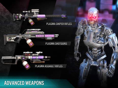 Terminator Genisys: Guardian screenshot 8