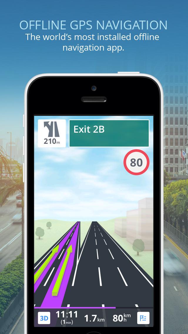 Sygic Southeast Asia Gps Navigation Offline Maps Apps 148apps - Sygic-us-maps