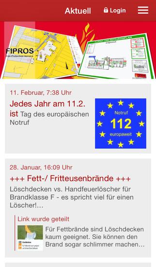 FIPROS.de screenshot 1