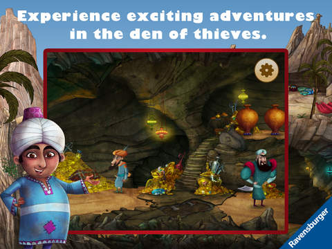 Magic Carpet Land screenshot 8