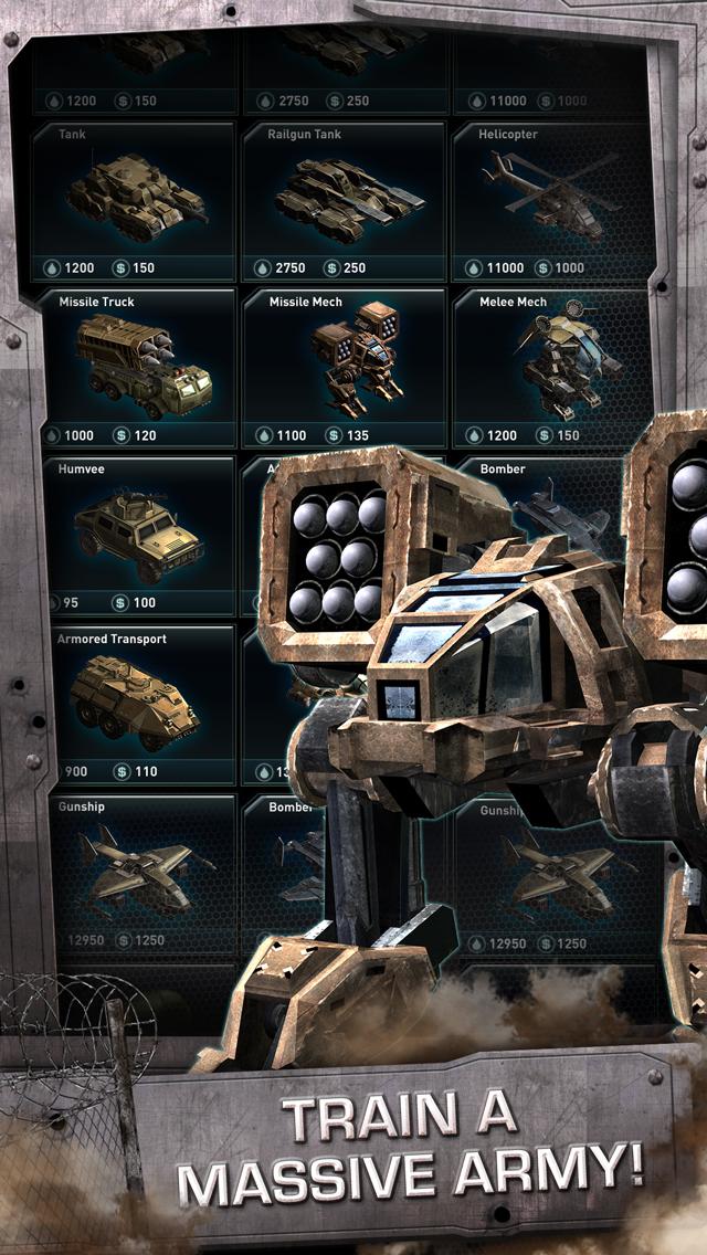 War of Nations™ - PVP Strategy screenshot 4