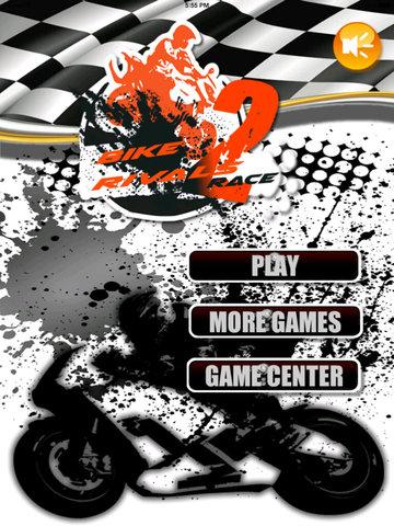 Bike Rivals Race 2 - Fun Motorcycle Extreme Racing screenshot 6