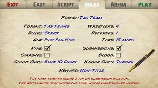 Wrestling Revolution 3D (Pro) screenshot 5