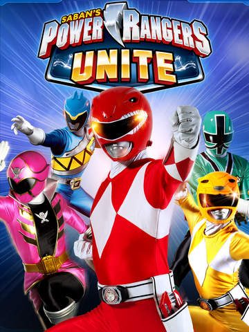 Power Rangers: UNITE screenshot 6