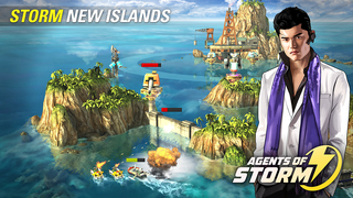 Agents of Storm screenshot 5