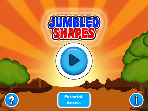 Jumbled Shapes screenshot 8