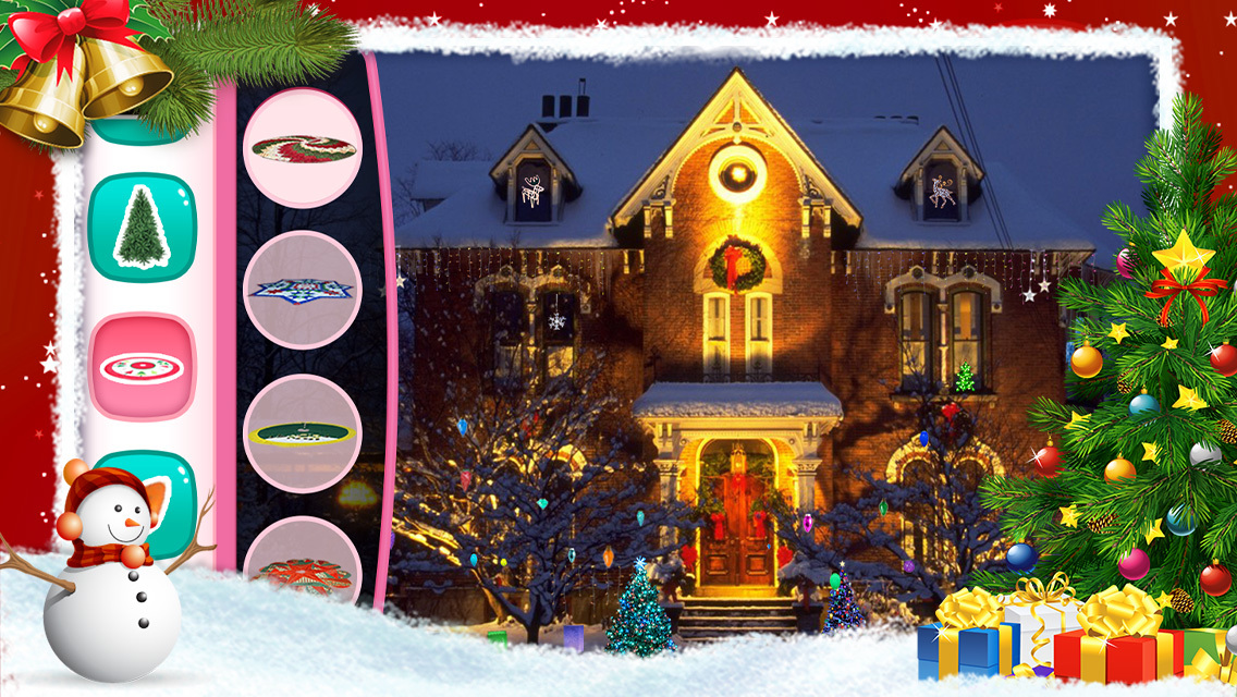 christmas home decorating games app shopper christmas home decoration free 10587