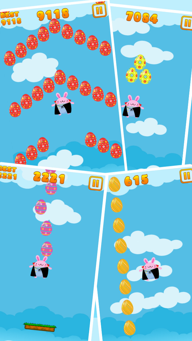 Fat Bunny Jump screenshot 2