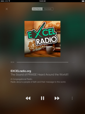 EXCELradio screenshot 5