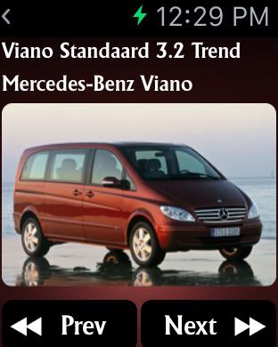 Specs Mercedes Benz Edition screenshot 11